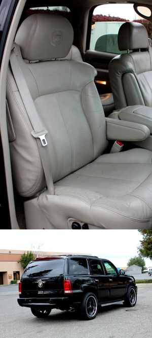 2002 Cadillac Escalade Price $800 for Sale in Rockville, MD