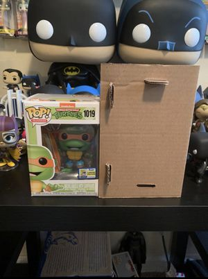 Michelangelo with surfboard Funko for Sale in Jacksonville, NC