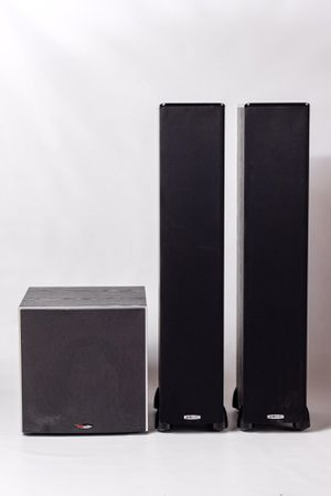 Polk Audio Stereo Speaker System for Sale in Spring Hill, FL