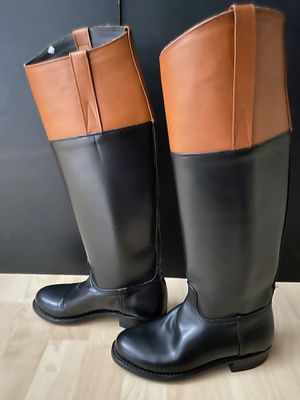 Brand new English riding boots Leather size 6 for Sale in WA, US