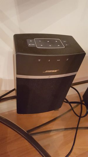 Bose Soundtouch 10 Bluetooth speaker for Sale in Arlington, VA