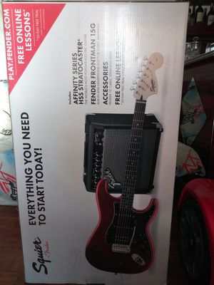 electric guitar guitarra electrica for Sale in Los Angeles, CA