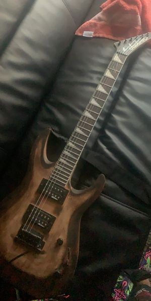 Custom Jackson electric guitar for Sale in Granite City, IL