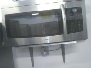 Samsung stainless steel microwave Kitchen appliance for Sale in Gardena, CA