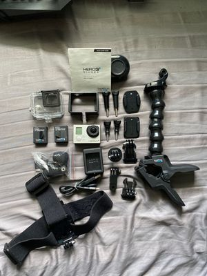 GoPro 3+ Silver for Sale in Palatine, IL