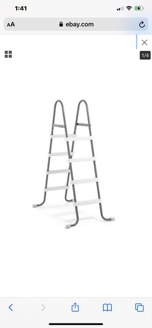 Intex pool ladder for Sale in Manassas, VA
