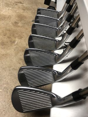 Titleist 714 ap2 irons set with UST Mamiya F4 recoil 95 grams for Sale in Garden Grove, CA