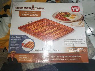 Copper Chef Large Bacon Crisper for Sale in Las Vegas,  NV