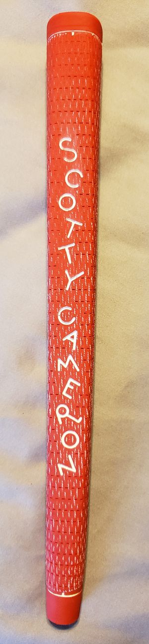 Scotty Cameron Red Cord Grip for Sale in Queen Creek, AZ