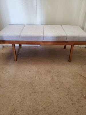 Bench/ottoman for Sale in Bakersfield, CA