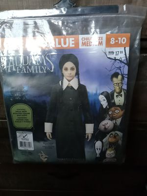 Wednesday addams 8-10 for Sale in Rialto, CA