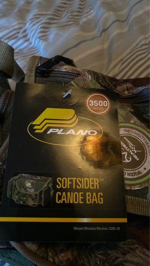 Plano softsider canoe/fishing bag. for Sale in Dublin, OH