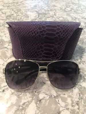 Sunglasses/ Jessica Simpson Authentics/ with case (not original case) perfect condition/ from a clean and smoke free home for Sale in Bradenton, FL