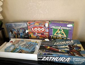 Various Board Games New for Sale in Queen Creek, AZ