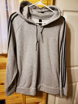 Adidas sweatshirt hooded like new $10 each for Sale in Manito,  IL