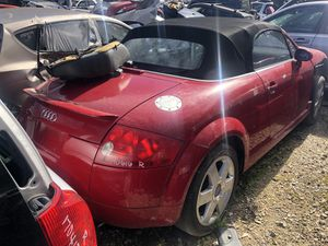 2002 Audi TT Parts for Sale in Houston, TX