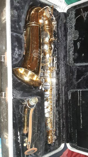 Bundy saxophone for Sale in Bessemer City, NC