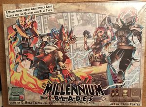 Millennium Blades Tabletop Board Game for Sale in Brecksville, OH