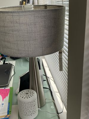 Side Table Lamp (set of 2) for Sale in Laurel, MD