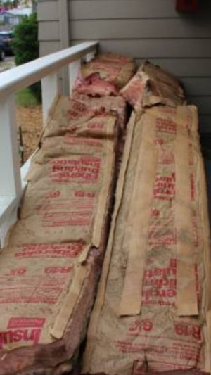 Kraft Batt Insulation- Used for Sale in San Diego, CA