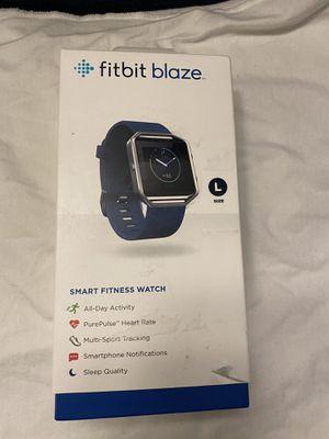 Fitbit blaze like new for Sale in Hanover, NJ