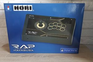 PS4 Hori RAP Pro N Hayabusa Arcade Stick for Sale in Raleigh, NC