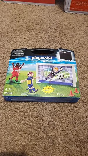 Playmobil Sports & Action Portable Kit Sealed in Original Carrier for Sale in Lacey, WA