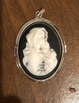 Mother n Child Cameo Pendant for Sale in Baltimore, MD