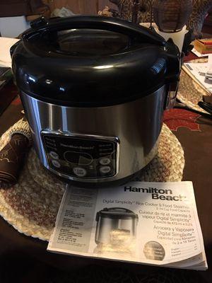 Hamilton Beach Rice Cooker new for Sale in Hernando, FL