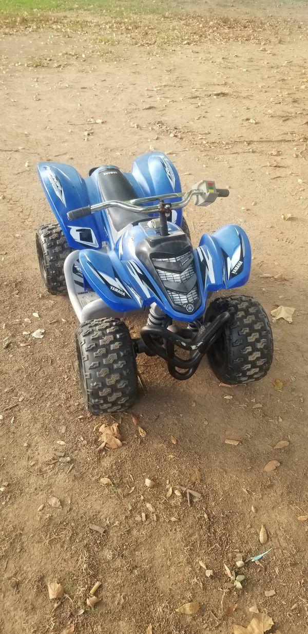 Yamaha raptor 12V kids