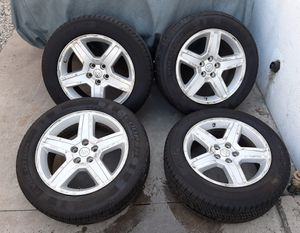 """😳 17"""" Dodge charger/magnum oem rims/wheels 😳 for Sale in Bell Gardens, CA"""
