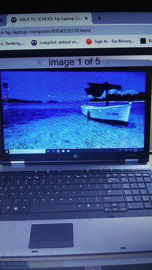 Laptop Back To School OPEN OFFICE HP ProBook 6550b for Sale in Romulus, MI