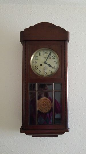 Antique wall clock for Sale in Renton, WA