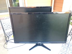 Dual LED computer monitors for Sale in San Diego, CA