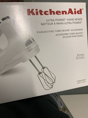 Kitchen aid hand mixer for Sale in Houston, TX