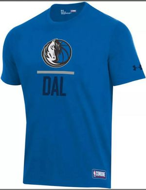 New Under Armour Dallas Mavericks NBA Combine Graphic T-Shirt Sty 1318890 XL 2XL 3XL 4XL for Sale in Dallas, TX