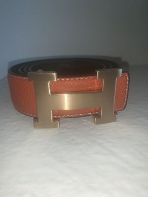 Reversible Genuine Leather belt for Sale in Irvine, CA