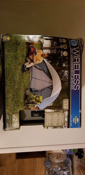 Brand new wireless dog fence for Sale in Green Bay, VA