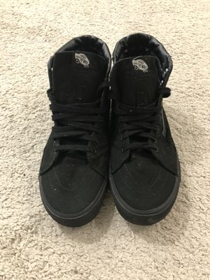 Vans Off The Wall High Tops Size 13 for Sale in Irving, TX