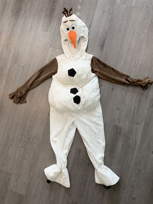 5/6 Olaf Costume for Sale in Naperville, IL