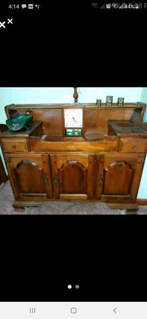 Antique rock maple dry sink for Sale in Southbridge, MA