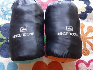 REI Kindercone sleeping bags for Sale in Louisville, CO