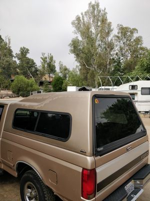 Camper shell for Sale in Los Angeles, CA
