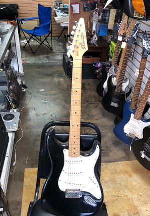 Fender starcaster straight electric guitar for Sale in San Diego, CA