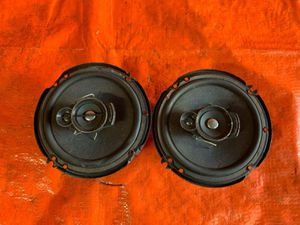 "PIONEER TS-A1676R 6.5"" 3220W 3-WAY TWEETERS CAR STEREO AMPLIFIED PAIR SPEAKERS . for Sale in Miami Gardens, FL"