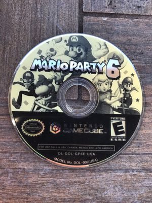 Mario Party 6 Nintendo GameCube Disc Only for Sale in Tampa, FL