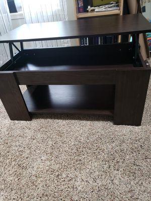 Storage coffee table for Sale in Woodbridge, VA
