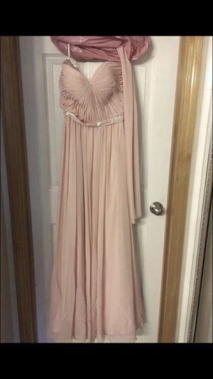 Blush bridesmaids dress for Sale in Everett, WA