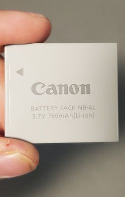 Canon Battery for Sale in Lynnwood,  WA