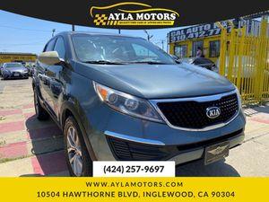 2015 Kia Sportage for Sale in Inglewood, CA